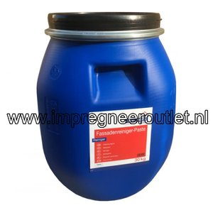 Facade cleaner paste (30 kg)